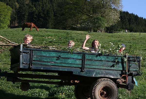 Das Freizeitangebot in unserer Bauernhofpension