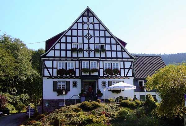 Die Pension Hermes - Bauernhofurlaub im Sauerland