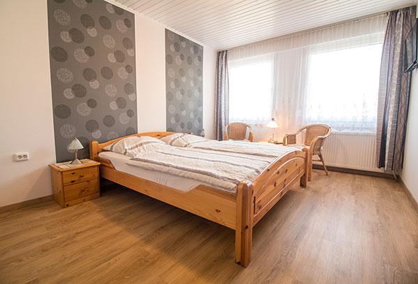 Gepflegte und große Pensionszimmer im Sauerland